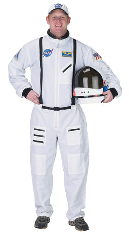 Aeromax Men's Nasa Astronaut Suit Adult Large Costume