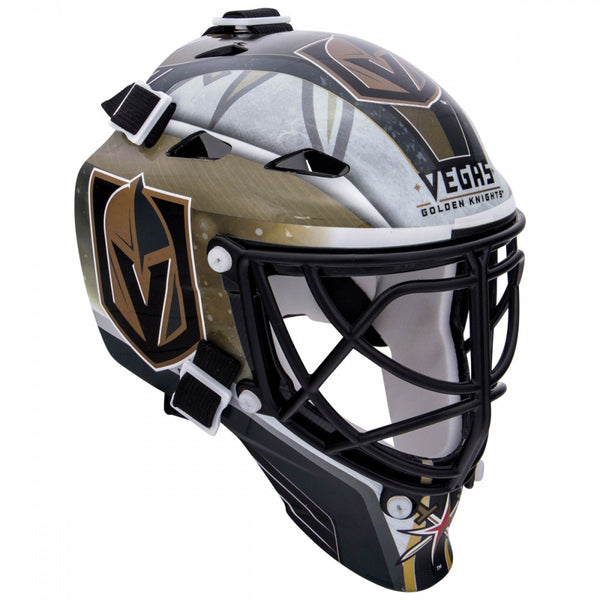 Vegas Golden Knights NHL Mini Goalie Mask