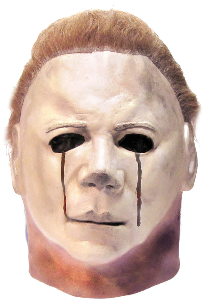 Halloween 2 Michael Myers Blood Tears Mask