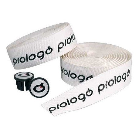 Prologo bar tape white with logo