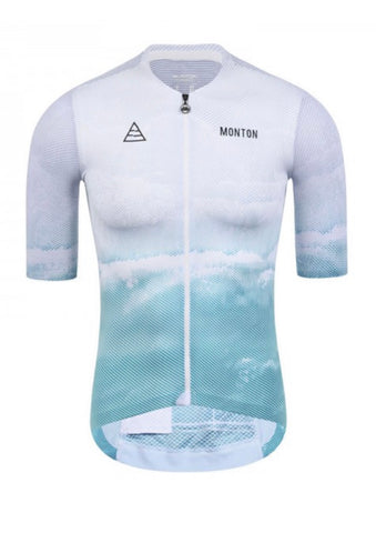 MONTONSPORTS 2021 MENS SHORT SLEEVE CYCLING JERSEY URBAN BEACH