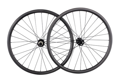 FSM Carbon wheelset 24mm disc for 29er