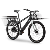 AHOOGA Modular Bike - Hybrid (36V) - 8 Speed Chain - UNISEX