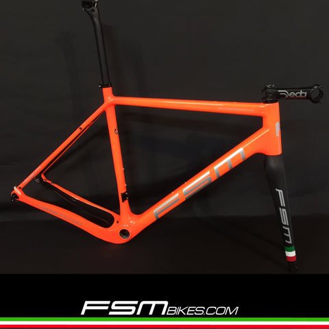 FSM STERRATA 2019 Fluo Orange (Gravel)