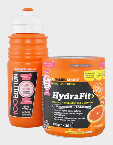 Namedsport Hydra Fit 400g + Drinkbus