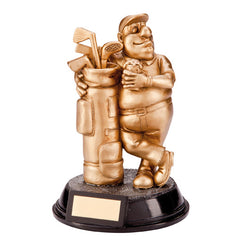 Golf Booby Prize Trophy