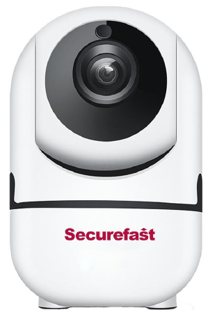 Securfast Intelligent Auto Tracking Wifi Camera With 2 Way Audio