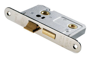 Eurospec Easi T Radius Bathroom Lock 64mm CE Certified