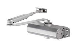 Eurospec DCF2003 Fixed Size 3 Door Closer CE FD30/60 Silver