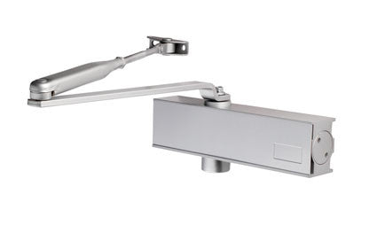 Eurospec DCT2024 Size 2-4 Door Closer CE FD30/60 Silver