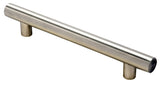 Finger Tip Design FTD445 T Bar Pull Handle polished chrome