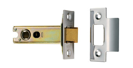 Eurospec Easi T Heavy Sprung Tubular Latch CE Certified
