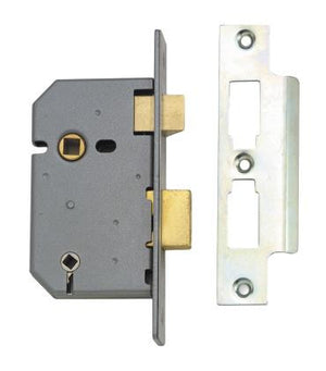 Union 2226 Mortice Bathroom Lock 4""
