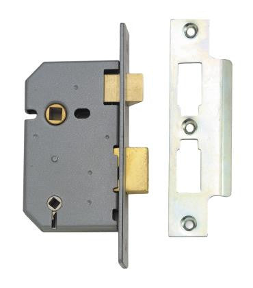 "Union 2226 4"" Mortice Bathroom Lock"