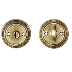 Carlisle Brass Delamain DK12 Large Thumbturn And Release