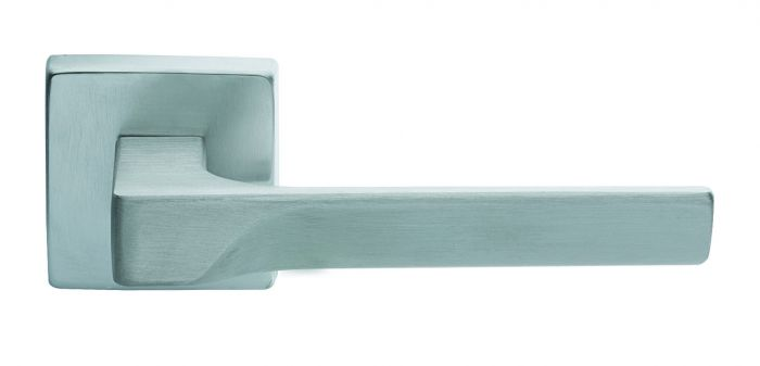 Manital FH5 Flash Italian Lever Handle On Square Rose