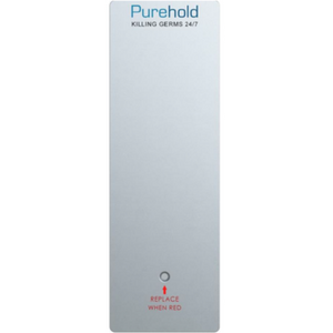 Purehold Anti Bacterial Push Door Push Plate with indicator - Starter Pack