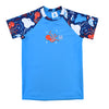 Camiseta con protección solar uv bebé Under the Sea