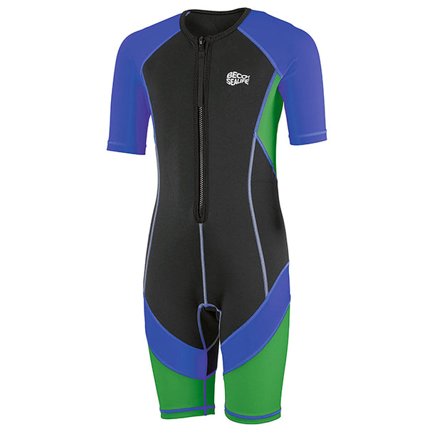 Traje de neopreno azul Sealife