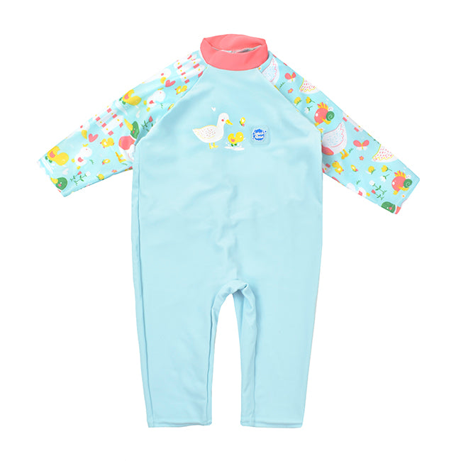 Traje bebé con protección solar Little Ducks FPS 50