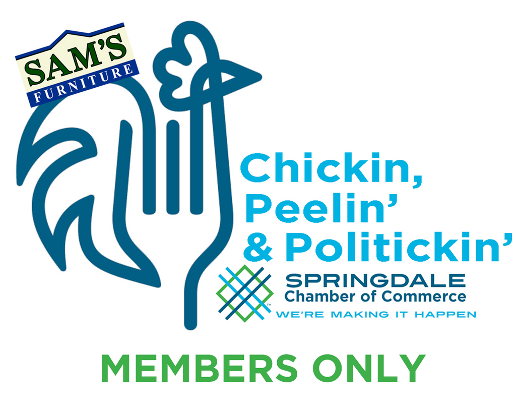 MEMBERS ONLY: Chickin Peelin' & Politickin Event Tickets