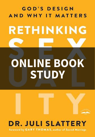 Rethinking Sexuality Online Book Study Group for Men--Thursday