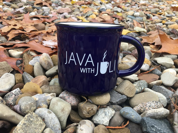 Java with Juli Coffee Mug