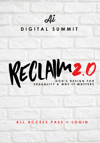 Reclaim 2.0 Digital Summit All Access Pass