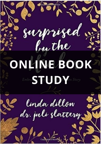 Surprised by the Healer Online Book Study Group for Women--Thursday