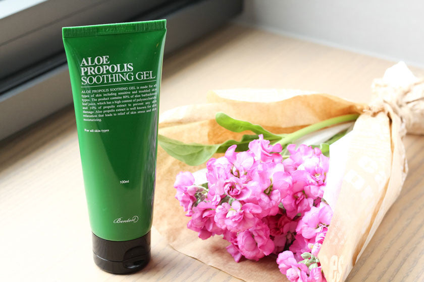 Review: Benton Aloe Propolis Soothing Gel