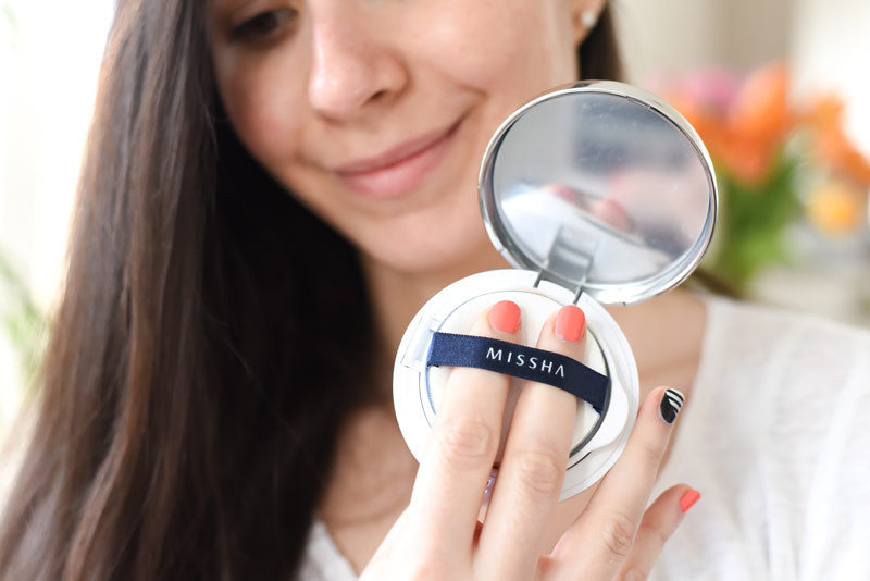 Review: Missha M Magic Cushion SPF 50