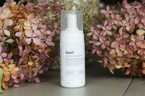 Review: Klairs Rich Moist Foaming Cleanser
