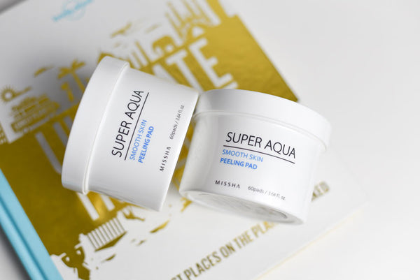 Review: Missha Super Aqua Smooth Skin Peeling Pad