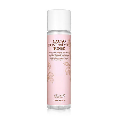 Cacao Moist and Mild Toner (150ml)