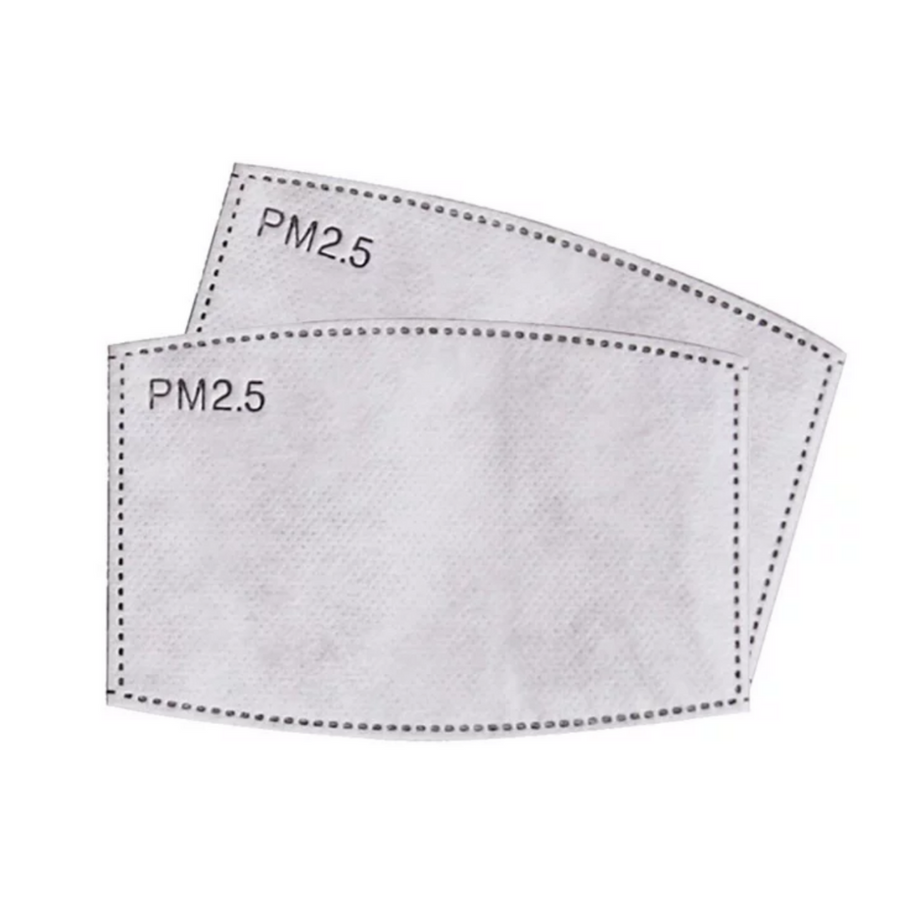 Face Mask Filters (5 Pack)