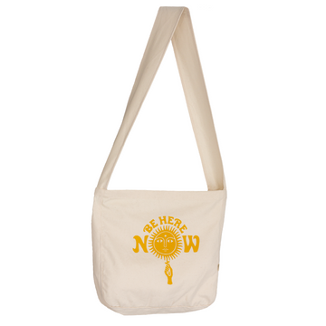 Be Here Now Tarot Market Bag