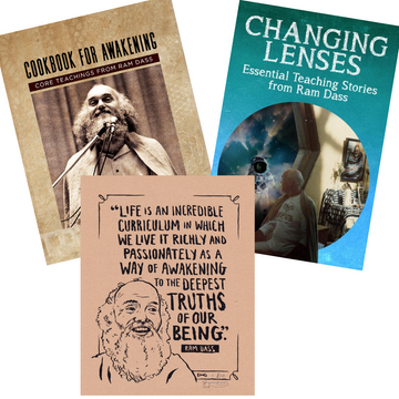 Love Serve Remember Ram Dass  Bundle (V.2)