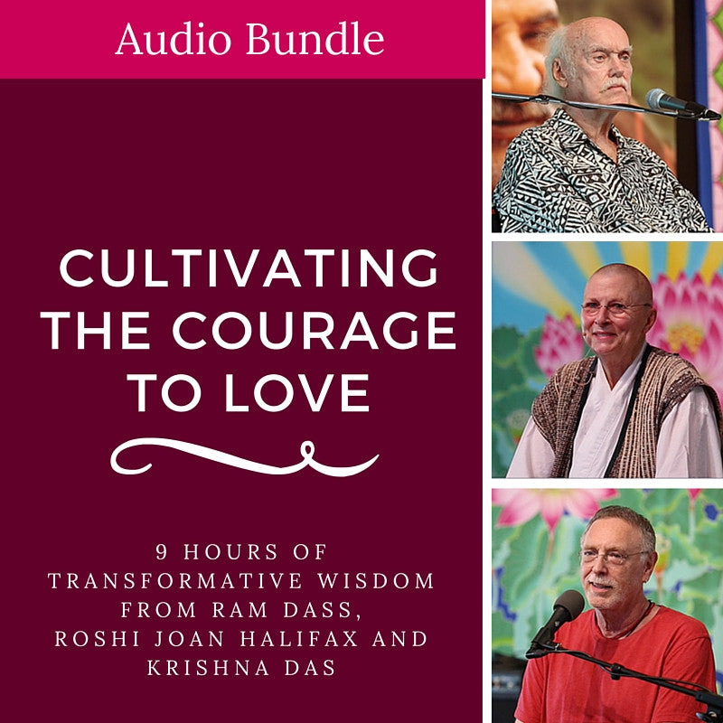 Cultivating the Courage to Love Bundle (AUDIO DOWNLOAD)