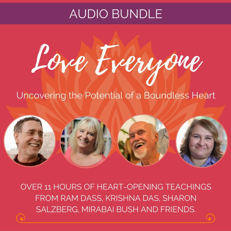 Love Everyone: Uncovering the Potential of a Boundless Heart (AUDIO BUNDLE)