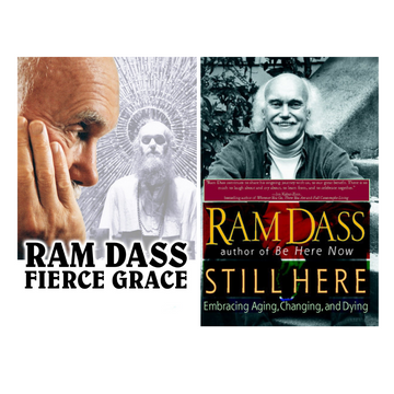 Ram Dass Fierce Grace DVD/Book Bundle