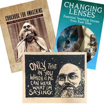 Love Serve Remember Ram Dass  Bundle (V.1)