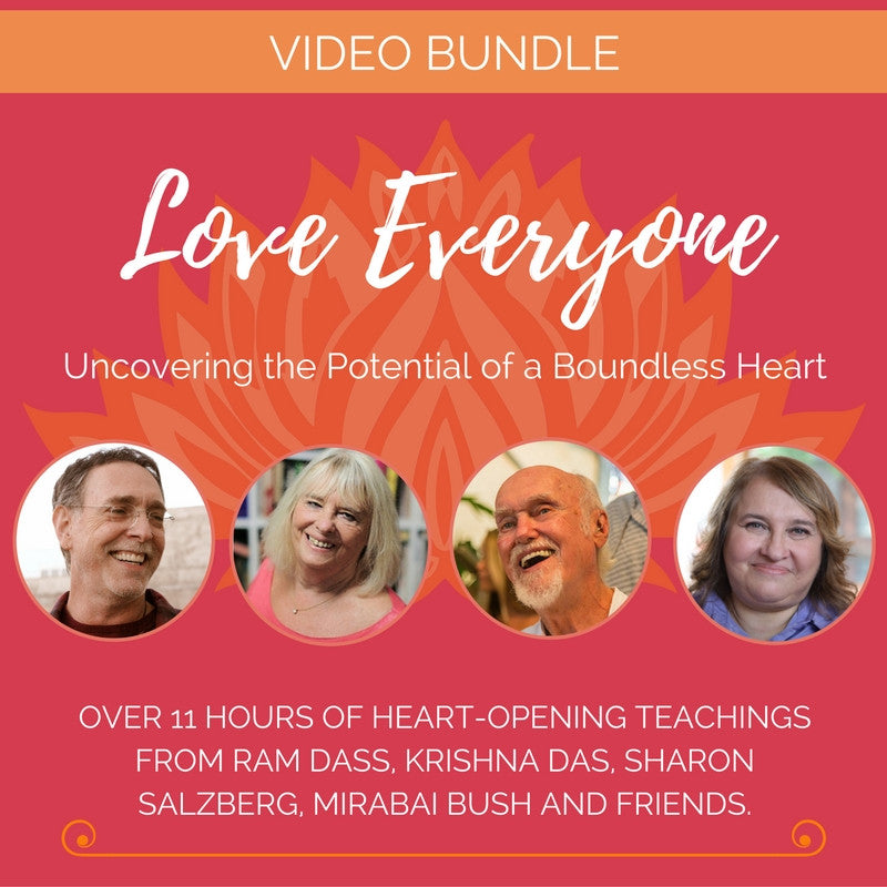 Love Everyone: Uncovering the Potential of a Boundless Heart (VIDEO BUNDLE)