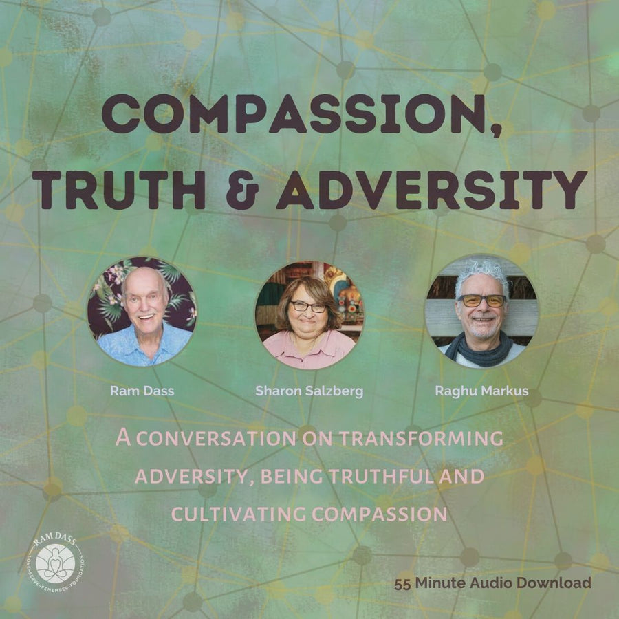 Compassion, Truth & Adversity (Audio Download)