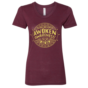 Mindrolling: Awoken Awareness Tee (Women's)