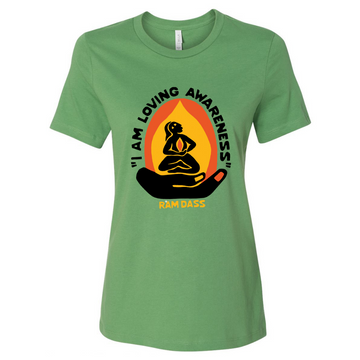 Loving Awareness Relaxed Tee (Women's)