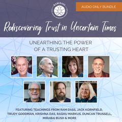 'Rediscovering Trust in Uncertain Times' (Audio Collection)