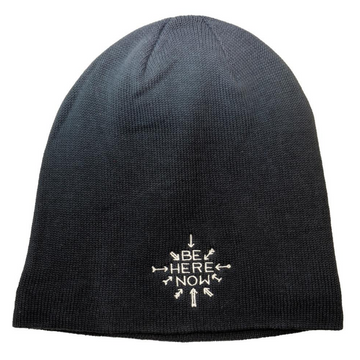 Be Here Now Slouchy Beanie