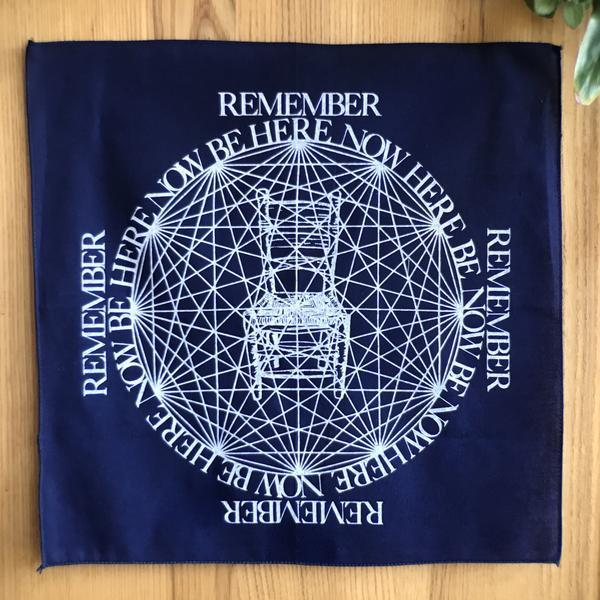Be Here Now Flag