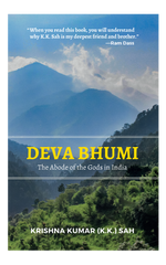 Deva Bhumi: The Abode of the Gods in India (Paperback)