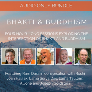 The Bhakti & Buddhism Talks (Audio Only)